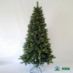 LED灯圣诞树