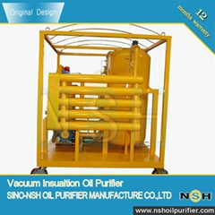 Transformer Oil Purification Purifier Plant