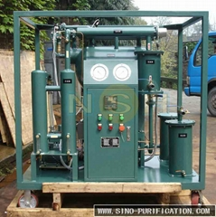 One-Stage Transformer Oil Vacuum Purifier