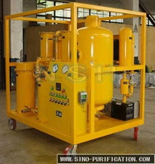 Quality Assurance Lubrication Oil Vacuum Purifier