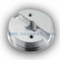 电子配件铝型材 4