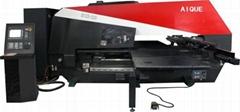 艾確廠家直銷SD1225數控沖床5軸全電伺服32工位