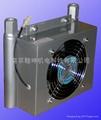 小型液压站风冷却器
