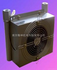 超小型帶直流風機ACE鋁制空氣冷卻器