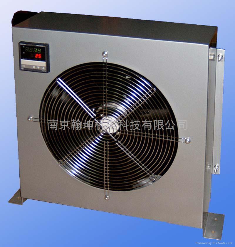 帶溫控數顯ACE系列鋁制空氣冷卻器 1