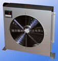 Air cooler with a temperature control