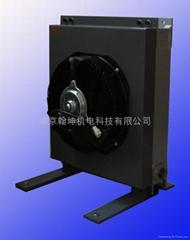 大流量風冷卻器(帶直流風機)