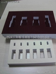 发泡EVA工具箱包装盒