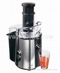 Stainless Steel Juicer