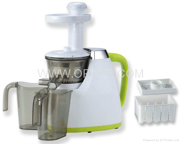 Stainless Steel Juicer 2