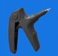 Orthodontic ligature gun shooter