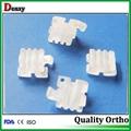 Ceramic bracket - Orthodontic material