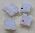 Ceramic bracket - Orthodontic material supplier