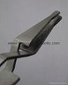 Bracket holder- dental bracket tweezer