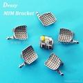 MIM bracket-orthodontic bracket