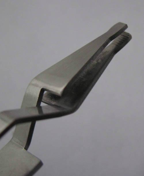 Orthodontic bracket tweezer bracket holder orthodontic instruments