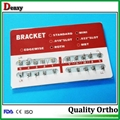 Metal bracket Orthodontic braces Monoblock Brackets