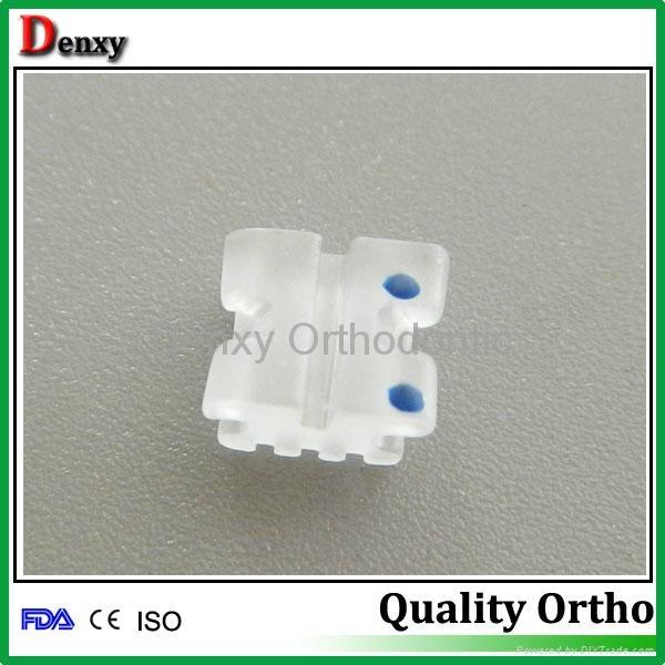 Denxy Dental Supplies Orthodontic material supplier ceramic bracket 19