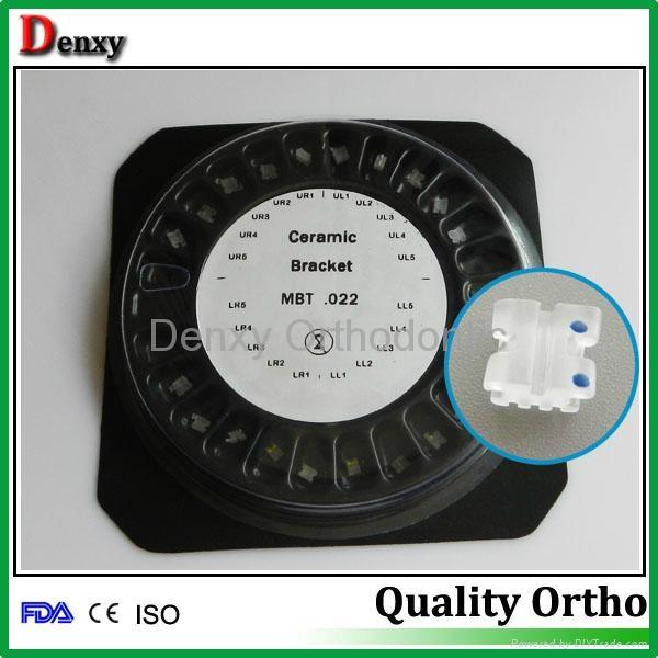 Denxy Dental Supplies Orthodontic material supplier ceramic bracket 3