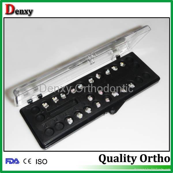 Denxy Dental Supplies Orthodontic material supplier ceramic bracket 4