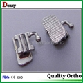 orthodontic  buccal tube dental supplies Wide entrance buccal tube Molar