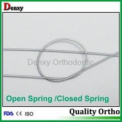 Denxy Dental coil spring Niti open coil spring Orthodontic