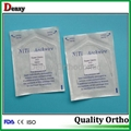 white color / tooth color Dental Orthodontic niti wires
