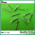 Niti coil spring Dental niti products