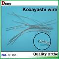 Dental Kobayashi ligature wires