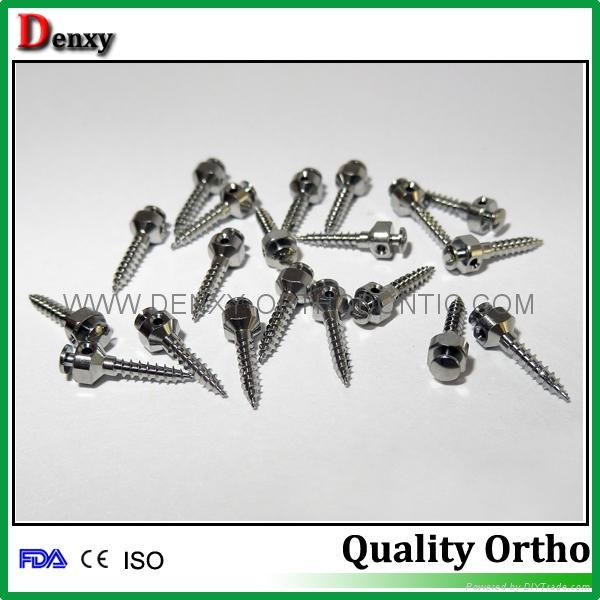 Micro implant Screw System Orthodontic Implant Dental Anchorage for orthodontic 9
