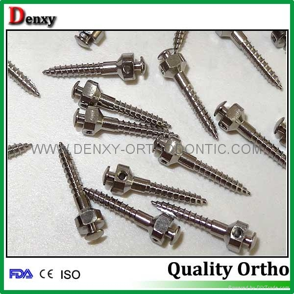 Micro implant Screw System Orthodontic Implant Dental Anchorage for orthodontic 10