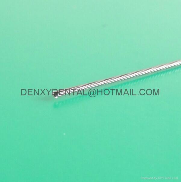 Coaxial wire / Twist archwire / Dental wire Orthodontic wire Dental ...