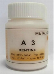 Denxy 16 SHADES CODE dentine powder ceramic powder dentin porcelain powder