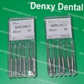 Stainless steel file- Endo file