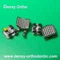 MIM bracket orthodontic metal  bracket