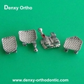 MIM bracket orthodontic metal  bracket