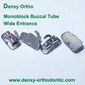 Monoblock Buccal Tube MIM Buccal tube