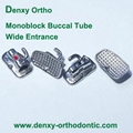 Monoblock Buccal Tube MIM Buccal tube dental buccal tube dental molar tube