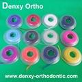 Dental elastic chain Orthodontic elastics power chain