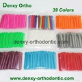Elásticos ortodoncia