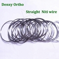 5 meter niti wires Dental Orthodontic arch wire 3