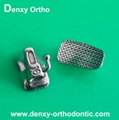 Wide entrance Dental orthodontic buccal tube