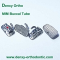 MIM Dental buccal tubes