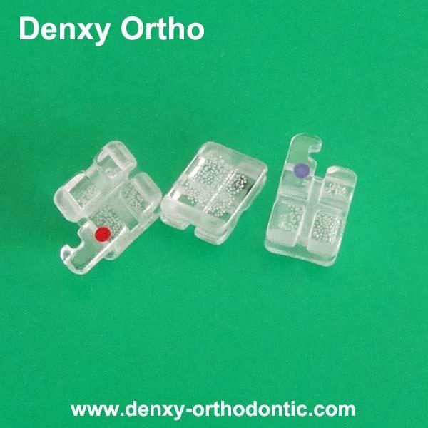Sapphire brackets in dental 3