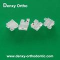 orthodontic bracket Ceramic dental