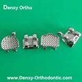 Dental metal bracket Bondable bracket orthodontic supplier dental supply