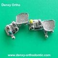 Good mesh dental bondable brackets