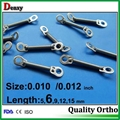 Niti coil spring dental closed spring orthodontic supplies