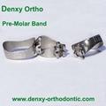 Dental band orthodontic Premolar bands