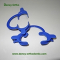 Many types Dental check retractor Dental lip retractor  Dental disposable